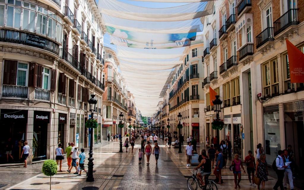 La rue Larios