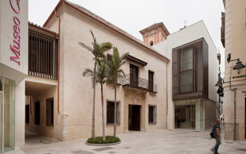 Musée Carmen Thyssen Malaga